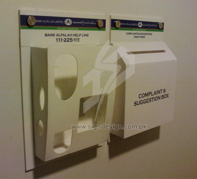 ATM Drop Box