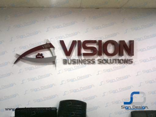 Vision 3D Signage